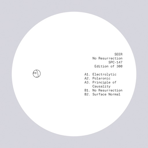 No Resurrection - EP by SEER