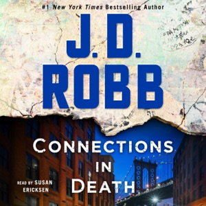 Connections in Death - J. D. Robb audiobook, mp3