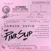 Devin Dawson - The Pink Slip - EP  artwork