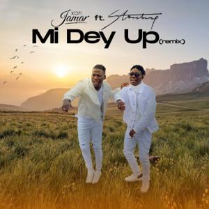 Kofi Jamar - Mi Dey Up feat. Stonebwoy [Remix]