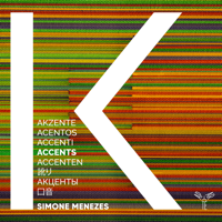 Ensemble K & Simone Menezes - Accents artwork