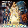 Teflon Brothers & Pandora - I Love You artwork