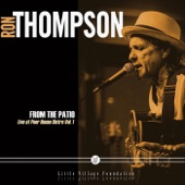 Ron Thompson - I Done Got Over (Live)