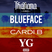 Download Mp3 Blueface  - Thotiana (Remix) [feat. Cardi B & YG]