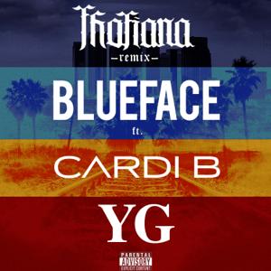 Thotiana (Remix) [feat. Cardi B & YG] - Blueface