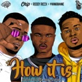Ireland Top 10 Hip-Hop/Rap Songs - How It Is (feat. The Plug) - Roddy Ricch, Chip & Yxng Bane