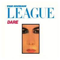 The Human League - Dare artwork