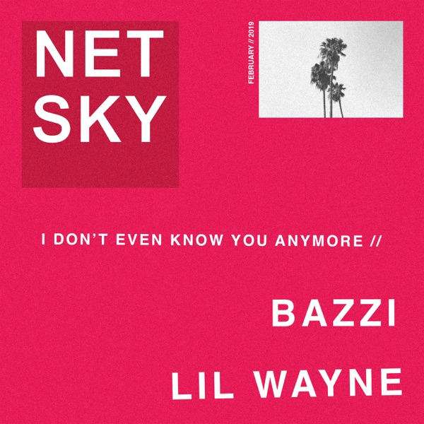 I Don't Even Know You Anymore (feat. Bazzi & Lil Wayne) - Single