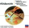 Various Artists - Hindemith: Mathis Der Maler - Symphonische Metamorphosen - Violinkonzert artwork