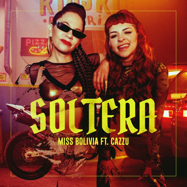 Soltera (feat. Cazzu) - Single