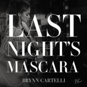 Last Night's Mascara-Brynn Cartelli