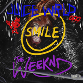 Smile - Juice WRLD & The Weeknd Cover Art