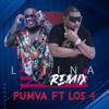 Pumva - Latina remix (feat. Los 4) [Remix] portada