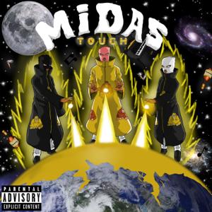 Midas the Jagaban - Midas Touch - EP