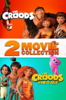 Universal Studios Home Entertainment - Croods 2-Movie Collection artwork