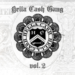 Josylvio, Ashafar & Moeman - Hella Cash Gang (Vol. 2)
