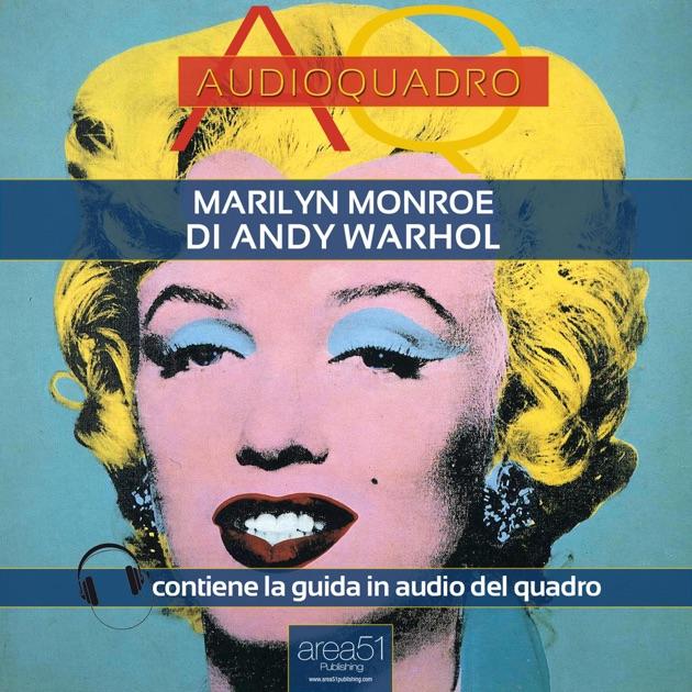 marilyn di andy warhol marilyn by andy warhol audioquadro audio painting
