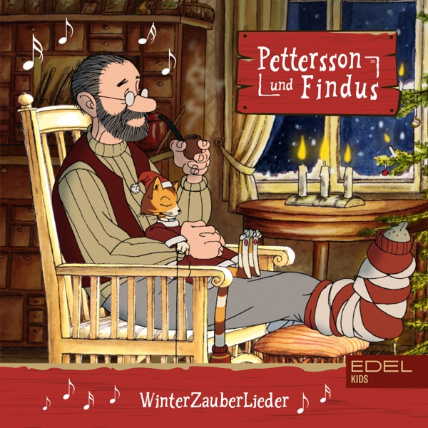 Pettersson und Findus mit Pfefferkuchen backen