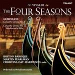 "Christina Day Martinson, Boston Baroque & Martin Pearlman - The Four Seasons, Violin Concerto in E Major, Op. 8 No. 1, RV 269 ""Spring"": I. Allegro"