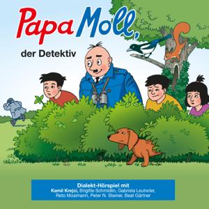 Papa Moll - Papa Moll, der Detektiv