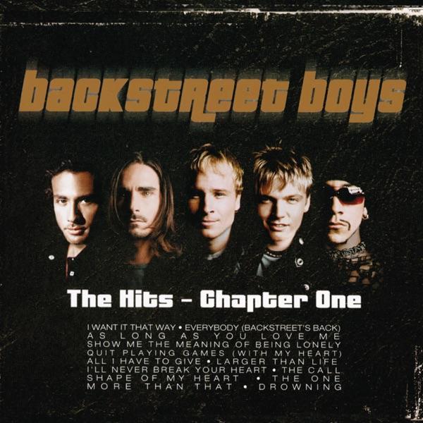 Backstreet Boys mit I'll Never Break Your Heart