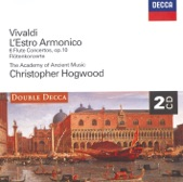 The Academy of Ancient Music - Vivaldi: Concerto for Flute and Strings in G minor, Op.10, No.2, R.439 ' La notte' - 3. Largo