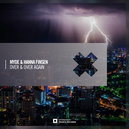 Over & over Again - Single by Myde & Hanna Finsen