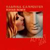 Sabrina Carpenter & R3HAB - Almost Love (R3HAB Remix) artwork