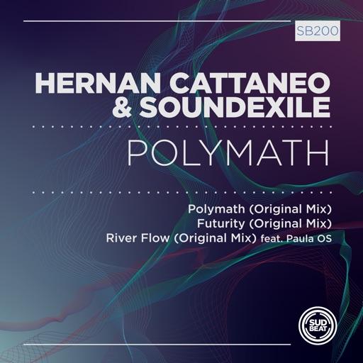 Polymath - Single by Hernán Cattáneo & Soundexile