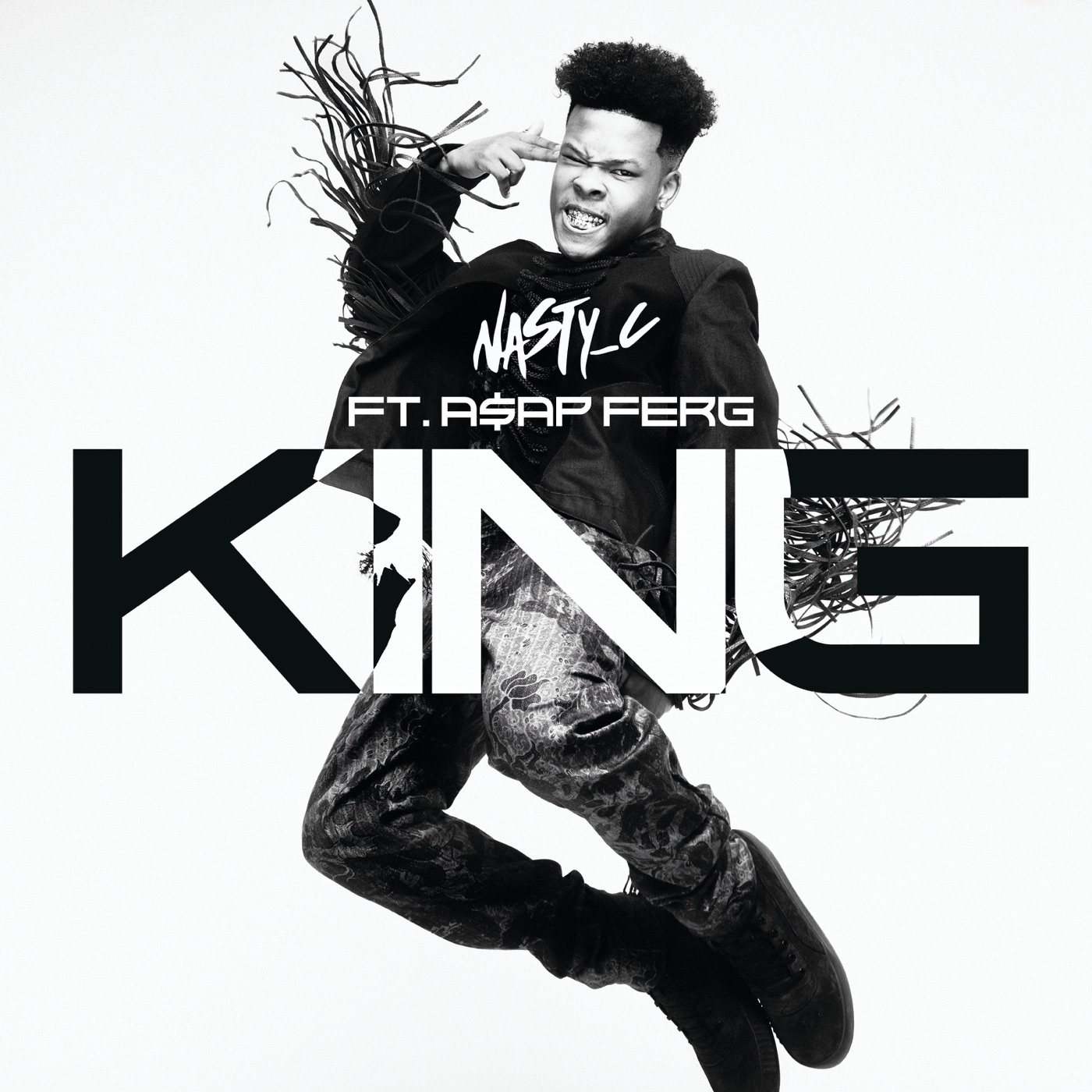 Download Nasty C King feat A$AP Ferg Single [iTunes Plus AAC
