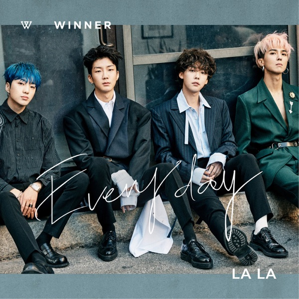 LA LA (JP version)- Single