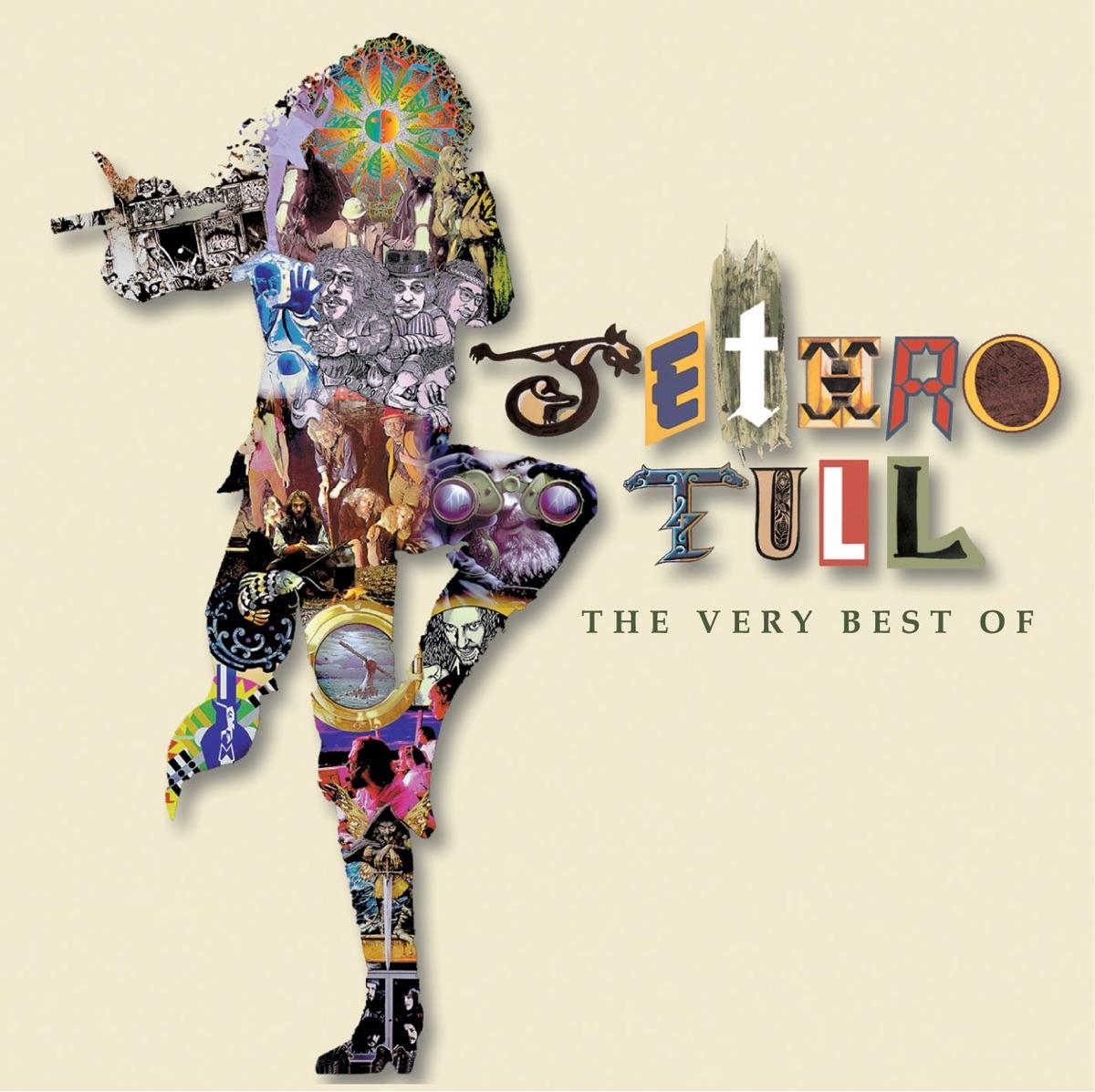 The Very Best of Jethro Tull Album Cover by Jethro Tull