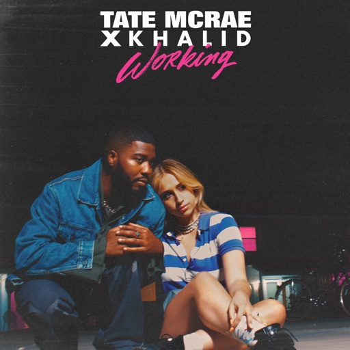 Art for Working by Tate Mcrae X Khalid