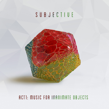 Goldie, James Davidson & Subjective Act One: Music for Inanimate Objects music review