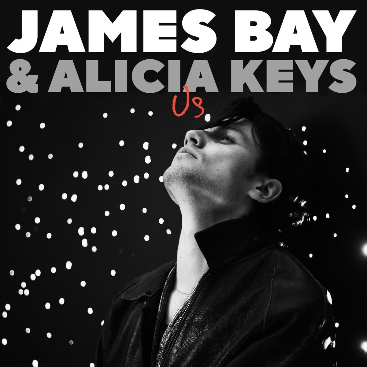 Us - Single James Bay  Alicia Keys CD cover