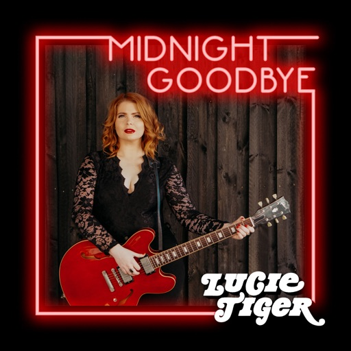 Art for Midnight Goodbye by Lucie Tiger