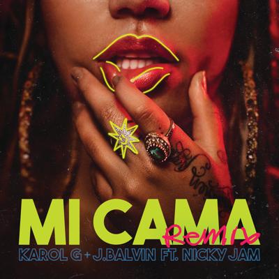 Mi Cama (feat. Nicky Jam) [Remix]