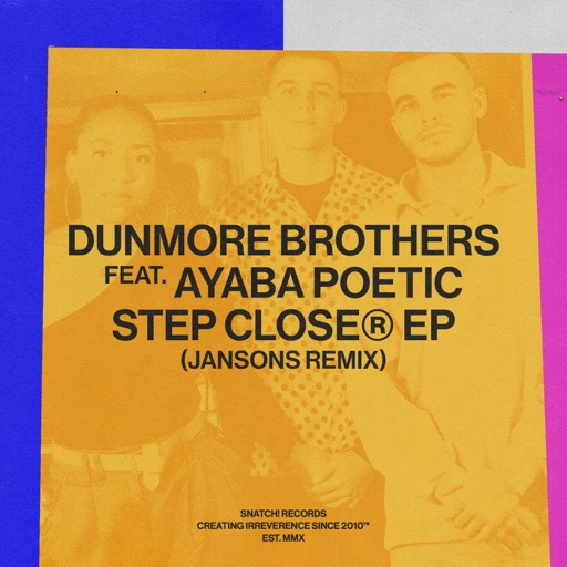 Step Closer (Jansons Remix) - Single by Dunmore Brothers & Ayaba Poetic