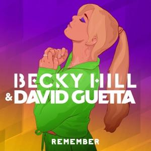 Becky Hill and David Guetta