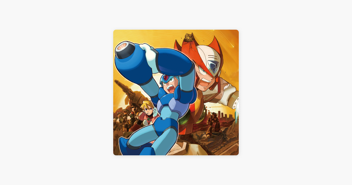 Mega Man X5 Theme