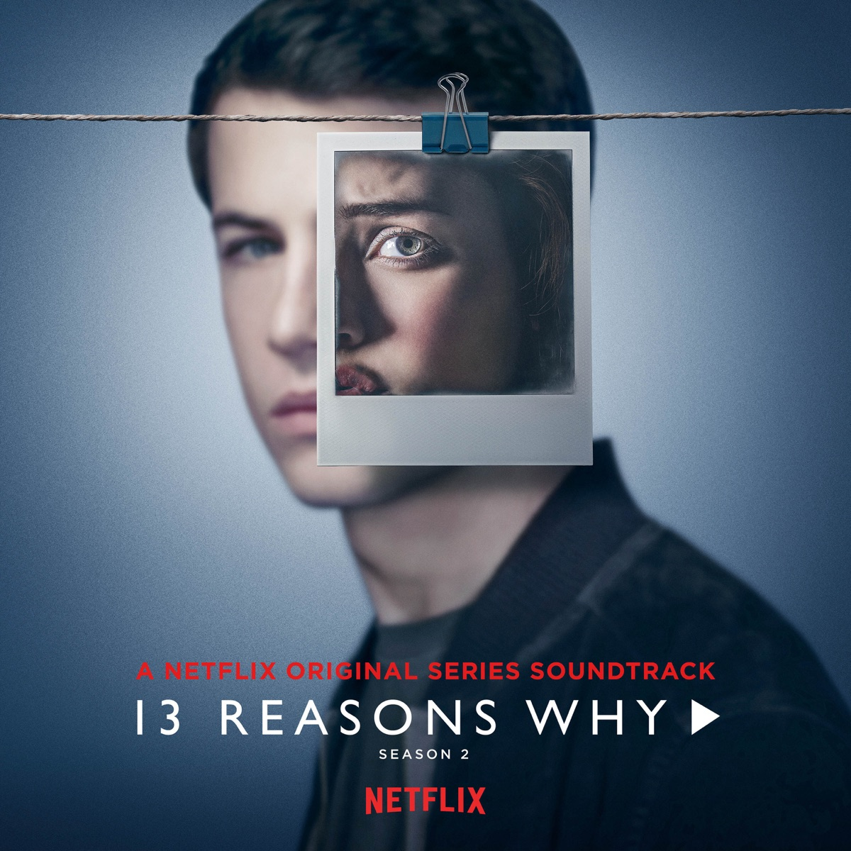 13 Reasons Why Season 2 Music from the Original TV Series Selena Gomez OneRepublic  YUNGBLUD CD cover
