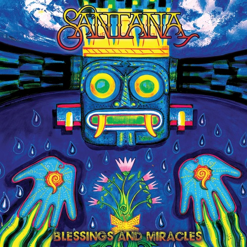 Santana - Blessings and Miracles [iTunes Plus AAC M4A]