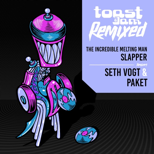 Slapper Remixed - Single by The Incredible Melting Man