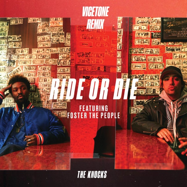 Ride or Die (feat. Foster the People) [Vicetone Remix] - Single