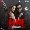 Radhe Your Most Wanted Bhai Original Motion Picture Soundtrack