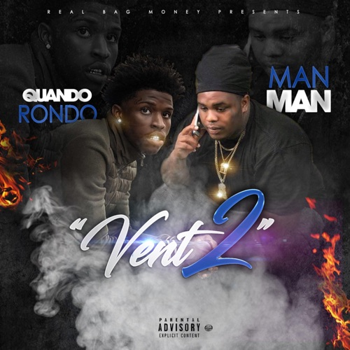 ManMan - Vent 2 (feat. Quando Rondo) - Single