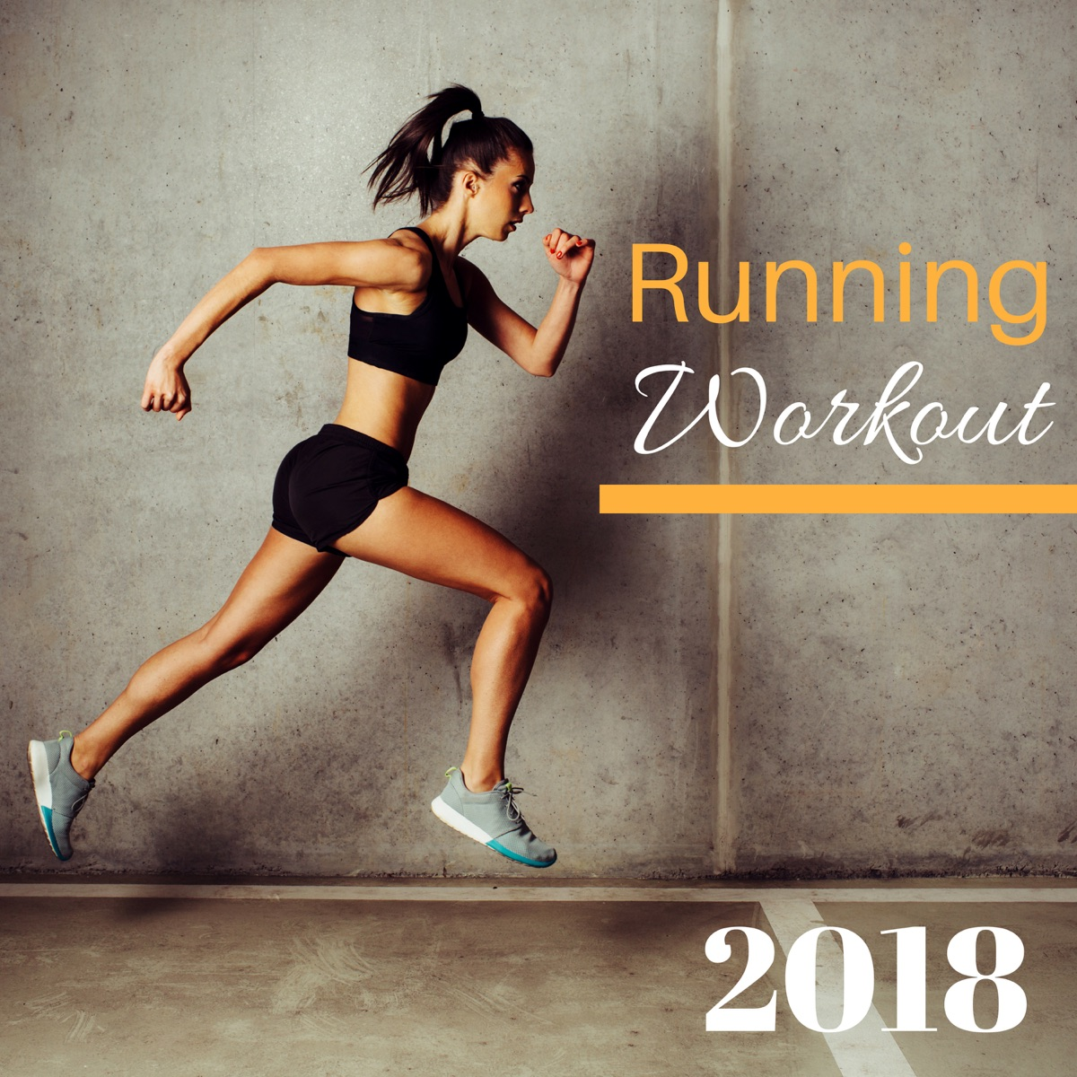 Running Workout 2018 - EDM Upbeat Music World Collection for