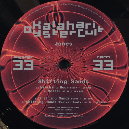 Shifting Sands - EP by Junes