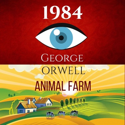 1984 & Animal Farm (2In1): The International Best-Selling Classics