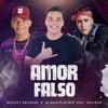 Wesley Safadão & Aldair Playboy - Amor Falso (feat. Mc Kevinho)  arte